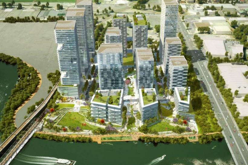 Camellia Project Abacus Property Group