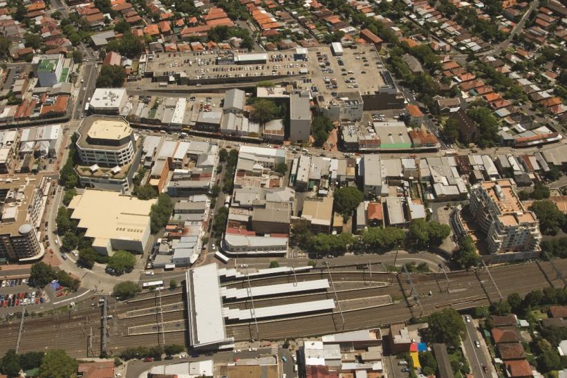 Ashfield Mall Abacus Property Group